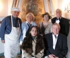 The Living History Tour cast