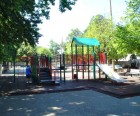 Walker Park, one of Staten Island's many no-frills but still popular playgrounds