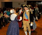 dance like George Washington did