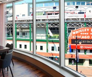 Things To Do in Wrigleyville with Kids: Stay at Hotel Zachary