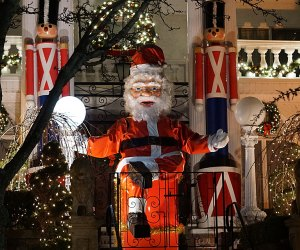 Dyker Lights is a free, only-in-NYC spectacle