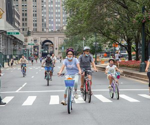 Summer Streets is a fun free thing to do in NYC each August