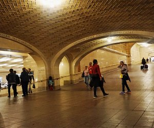 Share your secrets at Grand Central's Whispering Wall one of our favorite free things to do in NYC