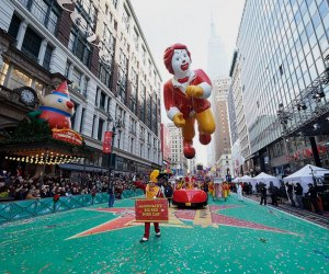 The Macy's Thanksgiving Day Parade is one of our favorite free things to do in NYC