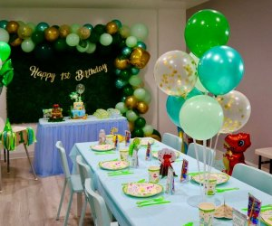 Indoor Kids' Birthday Party Places in Los Angeles: My Little Paris