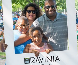 Day Trips near Chicago for Kids: Ravinia Festival