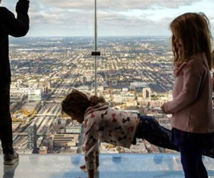 25 Things To Do with Chicago Preschoolers Before They Turn 5: The Skydeck