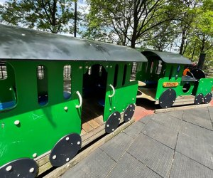 Little Engine Playground & Big River Playground (Riverside Park South