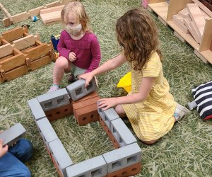 Pretend City Children's Museum in OC: Learn how to build a city of your own.