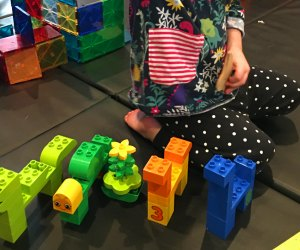 Fun Activities for Grandparents To Do with Kids: Legos!