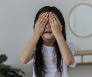Fun Activities for Grandparents To Do with Kids: Play hide-and-seek