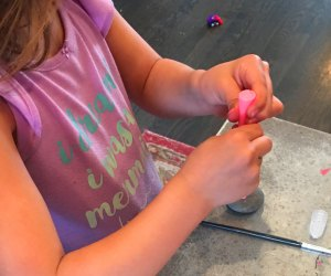 Fun Activities for Grandparents To Do with Kids:Parin rocks
