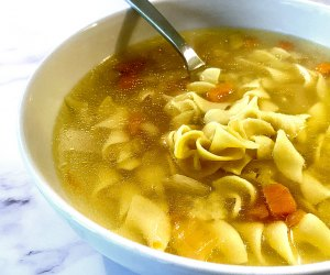 10 Easy Crockpot Recipes and Meals for Family Dinner : Chicken soup