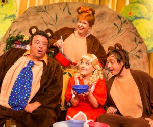 Shows for Kids in Los Angeles This Fall: Goldilocks and the Three Bears