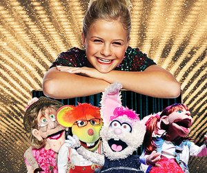 Ventriloquist/singer Darci Lynne brings her one-of-a-kind, family-friendly show to NJPAC. Photo courtesy of NJPAC