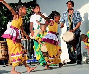 79th Street Renaissance Festival. Photo courtesy of Greater Auburn-Gresham Development Corporation