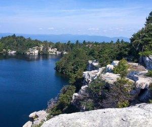Lake Minnewaska