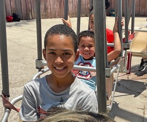 Have a Blast at Six Flags Magic Mountain with Kids of All Ages: Rides for Everyone