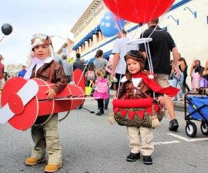 Anaheim Halloween Parade. Photo courtesy of Anaheim Fall Festival