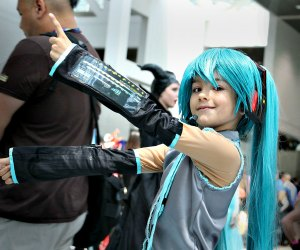 Get Anime! Photo by Michael Ocampo/Flickr