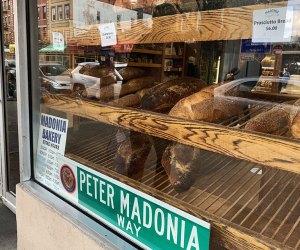 exterior shot Madonia Brother Bakery
