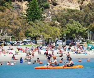 25 Things To Do with Kids in Dana Point: Baby Beach Dana Point Harbor