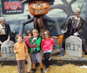 Not So Scary Days at Bayville Scream Park offer a muted version of Halloween thrills and chills. Photo by  Jaime Sumersille