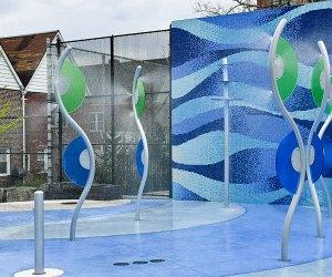 Almeda Playground in Queens
