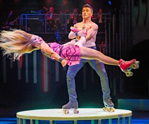 Catch the Big Apple Circus while it's in town at National Harbor. Photo courtesy of The Big Apple Circus