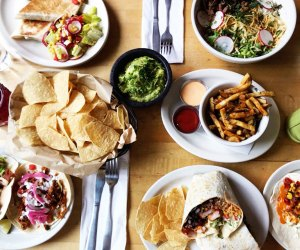 Dine on Mexican at Calexico, one of our favorite Park Slope restaurants
