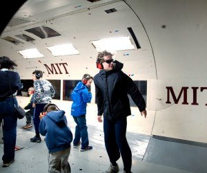 Cambridge Science Festival at the MIT Museum. Photo by George Imirzian