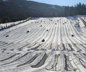 Cambelback snowtubing Best Snow Tubing Spots Near New York City