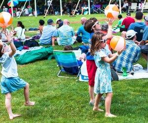 Caramoor hosts outdoor summer concerts