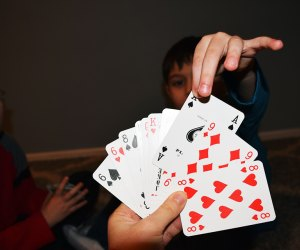 Card Games Every Kid Should Know: Pick a card, any card