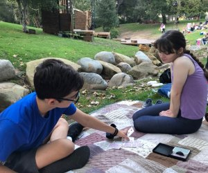 Griffith Park Shakespeare: Bring games and a picnic