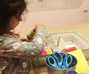 20 Things To Do with Chicago Babies Before They Turn One: Make art at MOCA
