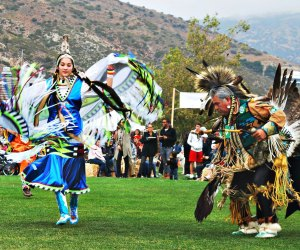 Chumash Day Powwow. Photo courtesy of Malibu Chumash Powwow