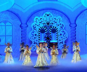Enter into the dreamscape of The Nutcracker as performed by the American Dance Theatre of Long Island. Photo courtesy of Patchogue Theatre for the Performing Arts