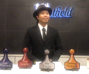 Clue Live! at Century City Mall