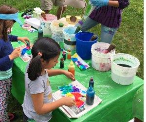 Tie Dye Music Festival. Photo courtesy of Community Arts Center