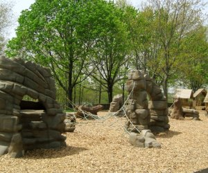 Boston-Area Playgrounds Worthy of Getting in the Car: Corey Hill Park