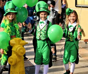County Ventura's St. Patrick's Day Parade. Photo courtesy of County Ventura
