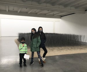 Dia Beacon offers large-scale artwork all-ages can appreciate