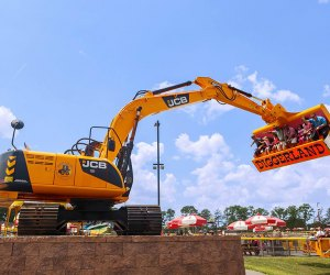 Diggerland is a great day trip destination