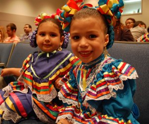 Celebrate Fiestas Patrias with ballet folklorico, re-enactments, and more../Photo courtesy of the Children's Museum of Houston.
