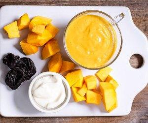 Kid-Friendly Pumpkin Recipes: Pumpkin, Yogurt, Prume Puree