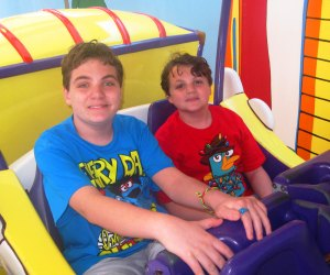 Theme Park Magic for Kids of All Abilities: Sky Seuss Trolley