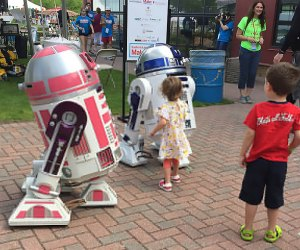 The Eastern Long Island Mini Maker Faire is a celebration of invention, innovation, and technology. Photo courtesy of the faire