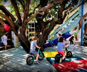 Language Immersion and Bilingual Preschools: Ecole Claire Fontaine