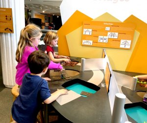 25 Things To Do with Kids on a Rainy Day in Boston: EcoTarium